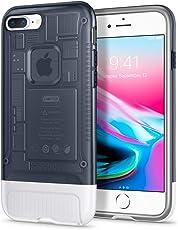 Spigen Classic C1 Case for Apple iPhone 8 Plus - Graphite 055CS24410