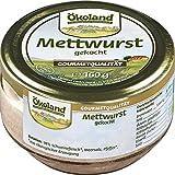 Ökoland Bio Gourmet Mettwurst