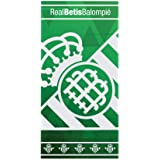 New Import Toalla de Playa algodón R Real Betis balompié 500gr