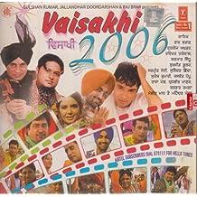 Vaisakhi 2006: Punjabi Celebration Songs