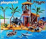 Playmobil - 4899 - Mega Set Repaire des Pirates - ...