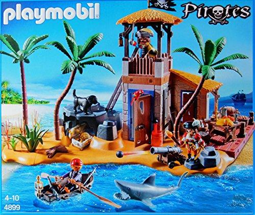 Playmobil 4899Pirate Baie Jouet