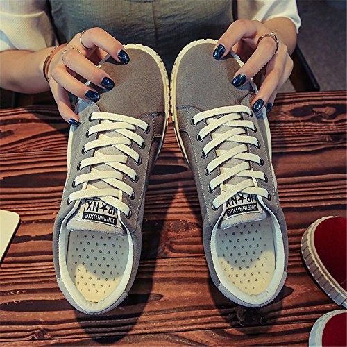 scarpe, scarpe con suola delle scarpe casual studenti occasionali gray