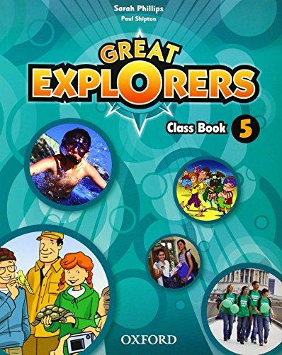 Great explorers 5 cb
