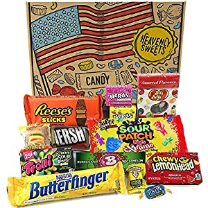 Mini caja de American Candy