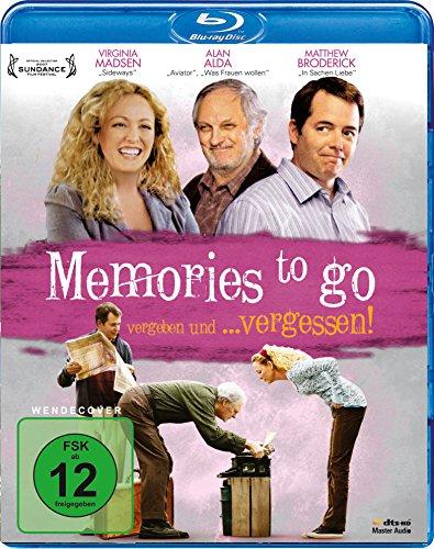 Memories to go - Vergeben und vergessen! [Blu-ray]