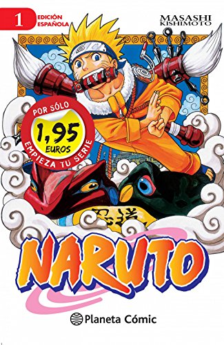 Junto con Dragon Ball y One Piece, es uno de los mangas más famosos, mezcla de artes marciales y aventuras, que triunfa por todo el mundo en forma de manga, anime o videojuego. Promoción solo para esta edición especial de números 1 de las series incl...