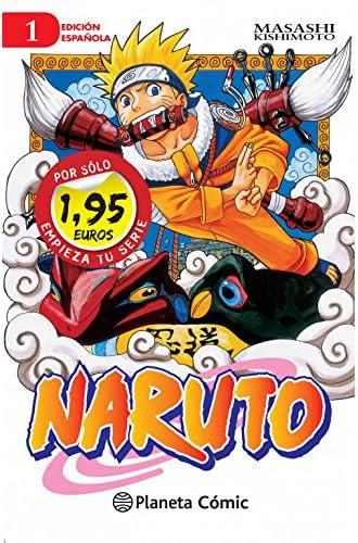 PS Naruto nº 01 1,95: Por sólo 1,95 euros. Empieza tu serie