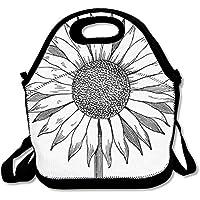 Beautiful Sunflower beliebtes Lunchtasche Lunch Tasche Brust Pack Picknick für Männer Frauen Kinder preisvergleich bei kinderzimmerdekopreise.eu