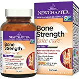 Newchapter Bone Strength Take Care Tablets - Pack of 120 Tablets