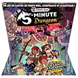 Image for board game Board Games Dungeon 6055161 5 Minute Board Game, Multi-Coloured (French Version)