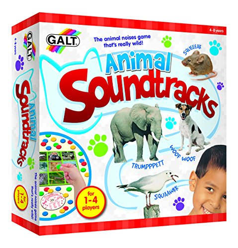 Galt Toys Animal Soundtracks