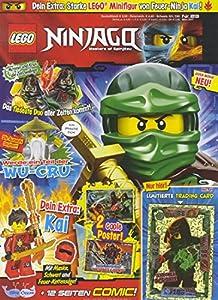 Ninjago Zeitschrift