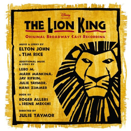 The Lion King: Original Broadw...