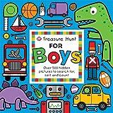 Treasure Hunt for Boys (Seek & Find)
