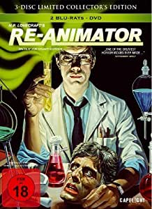 Re-Animator (3-Disc Limited Collector's Edition) [Blu-ray] [Limited Edition]