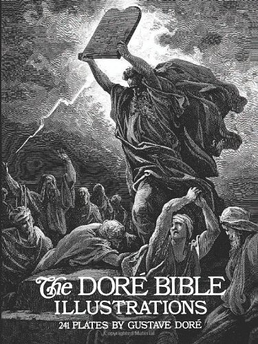 The Dore Bible Illustrations (Dover Fine Art, History of Art) by Dore, Gustave (November 18, 1974) Paperback