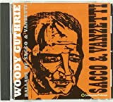 The Ballads of Sacco and Vanzetti by Woody Guthrie (2001-07-17) -