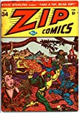 Zip Comics v1 #34 (English Edition)