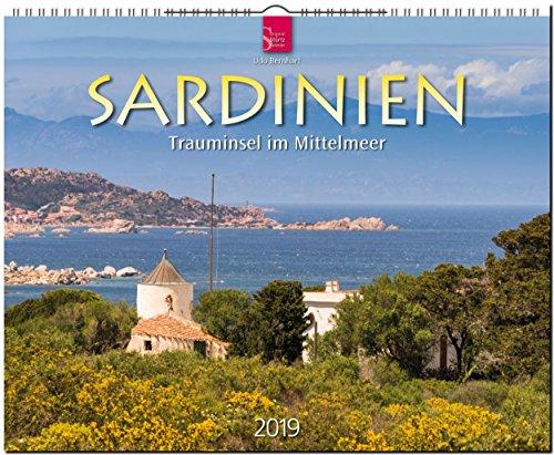 GF-Kalender SARDINIEN - Trauminsel im Mittelmeer 2019