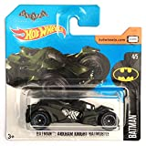 Mattel Hot Wheels - Sortiment 1:64 (DTY48 - Arkham Knight Batmobile dunkel grün (Batman 4/5))