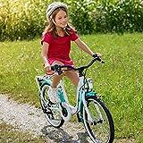 Bergsteiger Atlantis 20 Zoll Kinderfahrrad, geeignet für 6, 7, 8, 9 Jahre, StVZO, Shimano 6 Gang-Schaltung, Mädchen-Fahrrad mit Dynamo-Licht für Bergsteiger Atlantis 20 Zoll Kinderfahrrad, geeignet für 6, 7, 8, 9 Jahre, StVZO, Shimano 6 Gang-Schaltung, Mädchen-Fahrrad mit Dynamo-Licht
