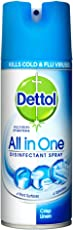Dettol Disinfectant Spray - 400 ml (Crisp Linen)
