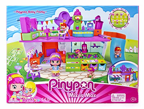 Pinypon Baby Party, (Famosa 700014351)