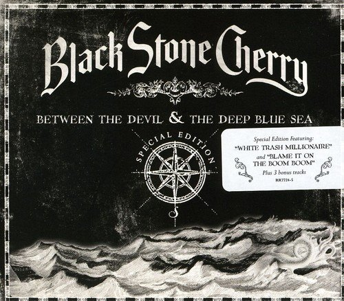 Between the Devil & the Deep Blue Sea (Deluxe Digipack Edition inkl. 3 Bonus-Tracks) -