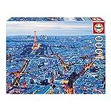 Educa 16286 - Puzzle - Lichter Von Paris, 1000-Teilig