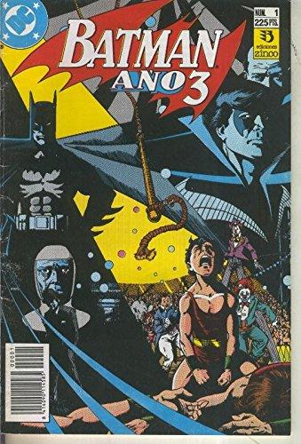 Batman especial: Año 3 numero 1: Caminos diferentes
