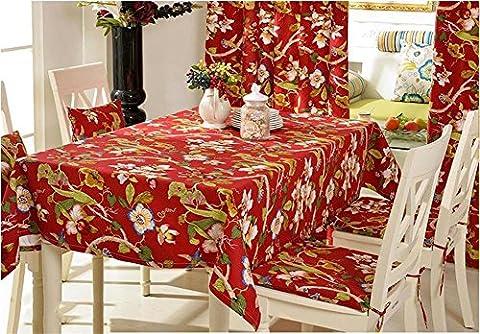 Linda® Tischdecke Tisch Abdeckung Europa und den Vereinigten Staaten Chinesischer