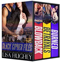 Black Cipher Files Box Set: (Blowback, Betrayals, and Burned) (English Edition)
