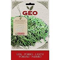 Geo Puerro - Semillas para germinar, 12.7 x 0.7 x 20 cm, color marrón