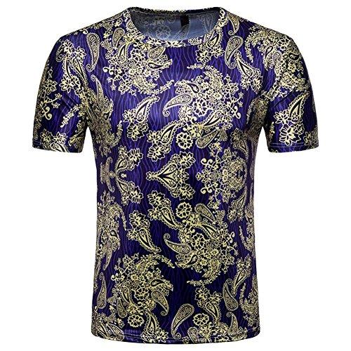 Herren-Hemd Slim-Fit Bügelleicht für Anzug, Business, Hochzeit, Freizeit Langarm Hemden für Männer