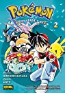 Pokemon 2. Rojo, verde y azul par Mato Hidenori Kusaka