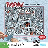 Pictureka! Puzzle by Parker Brothers - Space Setting : Item No. 04470-02
