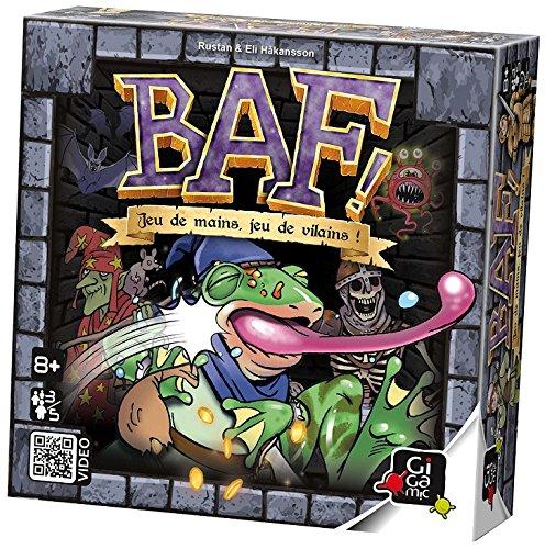 Baf ! : jeu de mains, jeu de vilains !