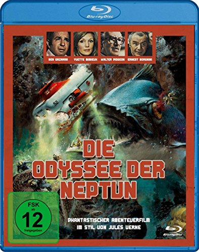 Bild von Die Odyssee der Neptun [Blu-ray]