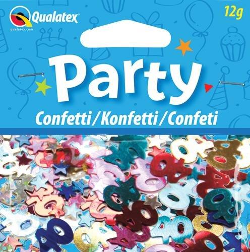 Qualatex - Confetti 40 Ans Multicolore 12Grs 0071444269650