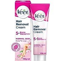 Veet Silk & Fresh Hair Removal Cream, Normal Skin -100g, Pack Of 1