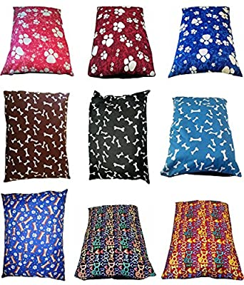 Dog Bed Pet Supplies Large Extra XL Size Zip Cover With Inner Cushion Free P&P