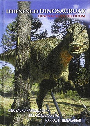 Descargar Libro Lehenengo Dinosauruak - Dinosauruen Helduera de Fernando Pedro Perez