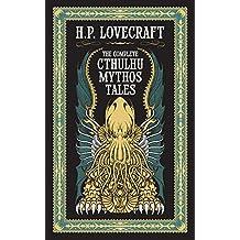Complete Cthulhu Mythos Tales (Barnes & Noble Omnibus Leatherbound Classics)