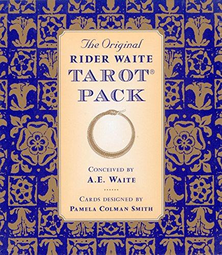 The Original Rider Waite Tarot Pack