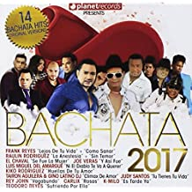 Bachata 2017 [Import allemand]