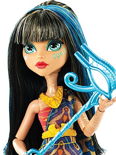 Image of Monster High DNX20 Welcome to Monster High Cleo De Nile Doll
