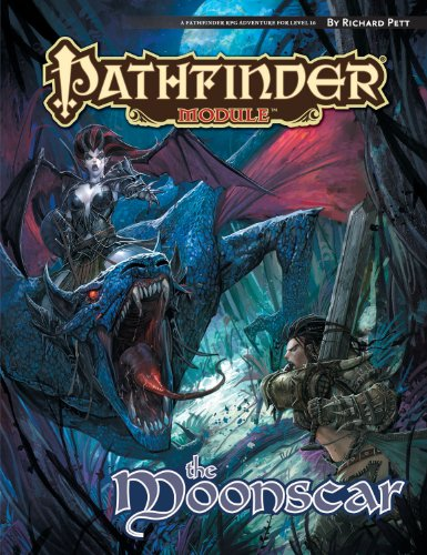 Pathfinder Module: The Moonscar