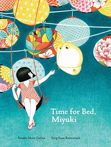 Time for Bed, Miyuki par Roxane Marie Galliez