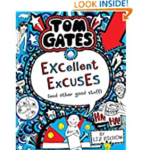 Tom Gates #02: Excellent Excuses and Other Good Stuff: Excellent Excuses Cand Other Good Stuff